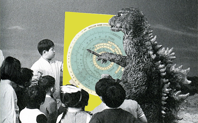 Gojira vs  Godzilla: Two nuclear narratives in one monster
