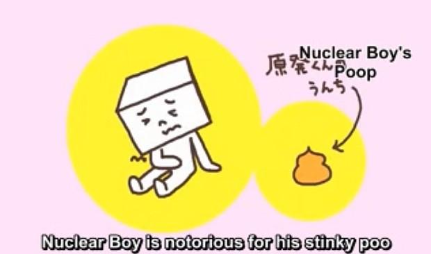 Little Boy to Nuclear Boy