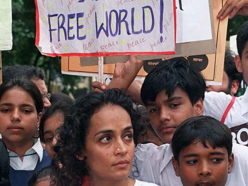 How Arundhati Roy Dismantled Nuclear Weapons with a Pen